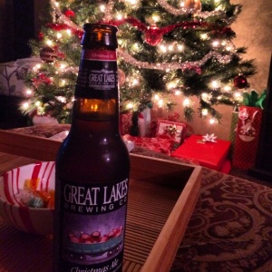 First stop: Christmas Ale