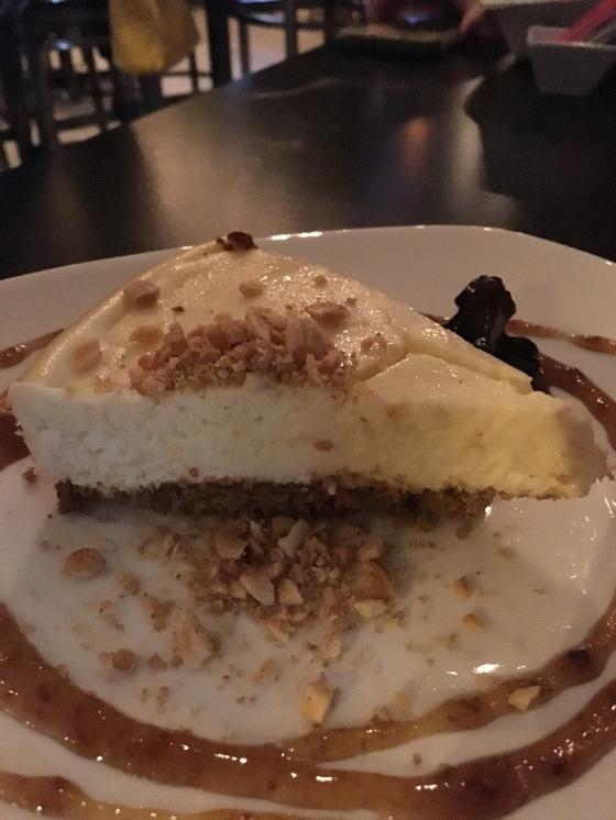 listen: manchego cheesecake
